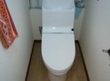 リフォーム後のトイレ2