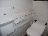 トイレと手洗い器