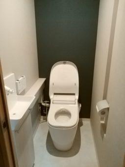 手洗付トイレ