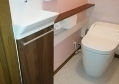 アラウーノ専用手洗い