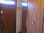 玄関とシューズクローク