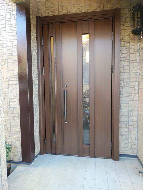 ドアリモ玄関ドア