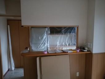 旧キッチン