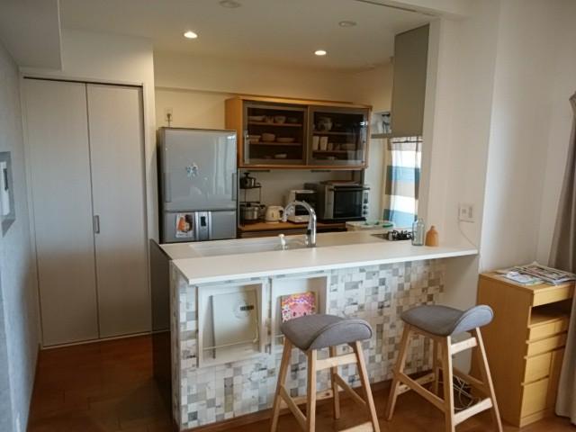 新キッチン