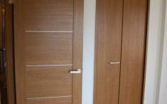 内装ドアとクローゼットドア